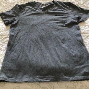 Diesel Gray T-shirt